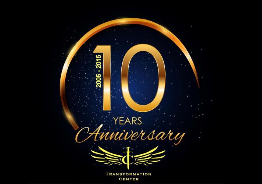 Transformation Center 10 Years Anniversary (December 28) | Юбилей посвящённый Десятилетию Центра Трансформации (Декабрь 28)