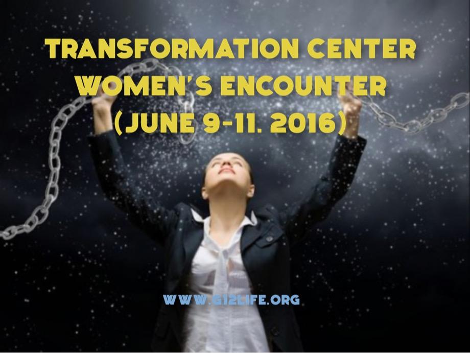 Мужской Инкаунтер / Men's Encounter (February / Февраль 25-27, 2016)