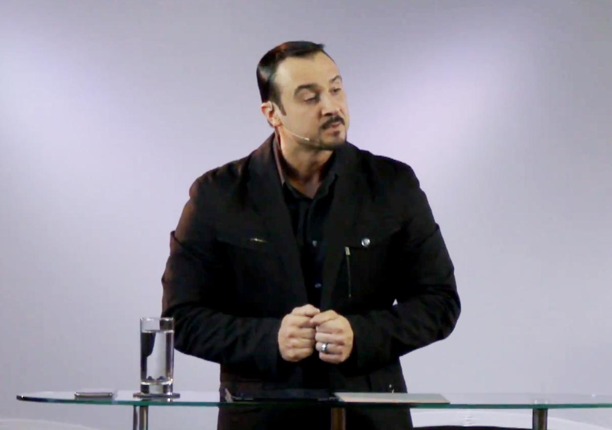 """Пастор Андрей Шаповалов (ENCOUNTER) Тема """"Украденная информация"""""""