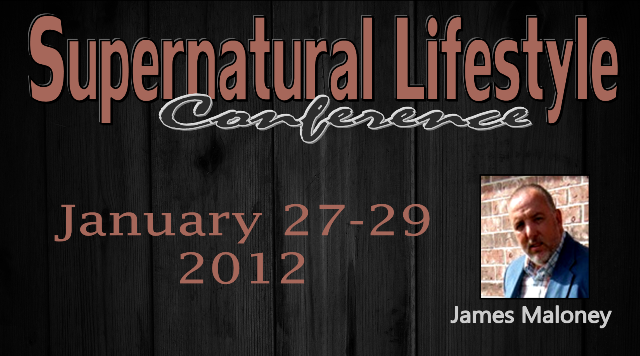 "Конференция ""Supernatural Lifestyle"" Джеймс Малони 2012"