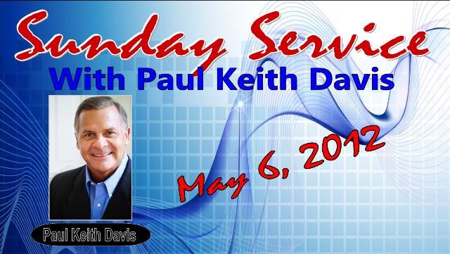 "Конференция ""Sunday Service"" with Paul Keith Davis (May 6 2012)"
